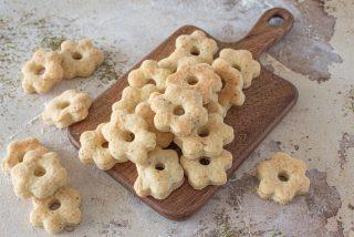 Biscotti salati al pecorino: sapore mediterraneo