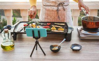 5 lezioni di cucina, 5 chef e 5 Paesi per la Giornata Mondiale della Terra