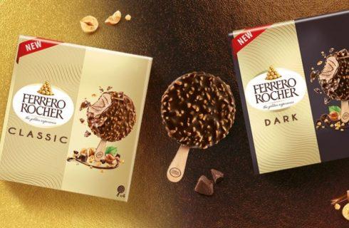 Per l'estate 2021 i prodotti Ferrero diventano gelati
