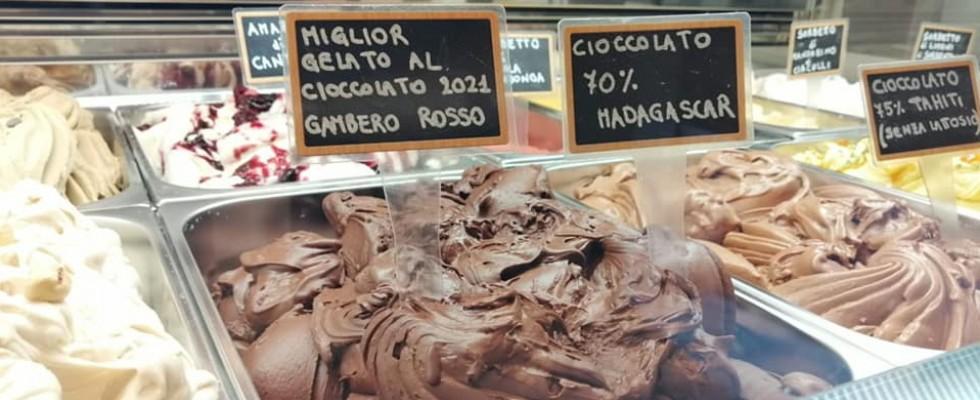 Il miglior gelato al cioccolato in Italia lo fa un avvocato