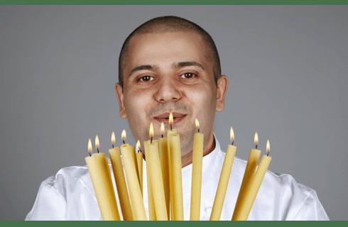 È Giulio Coppola il nuovo chef de Il Bikini di Vico Equense