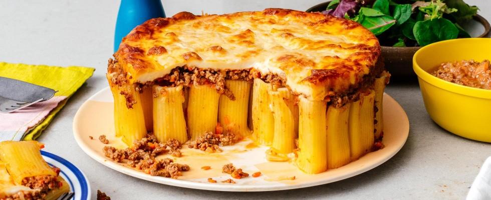 Honeycomb pasta, il nuovo trend che divide gli animi