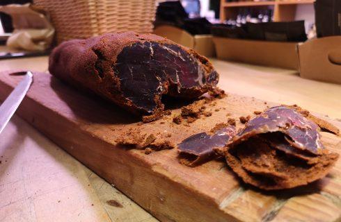 A Roma due menti geniali hanno deciso di fare la Pàstirma, l'antenato del pastrami