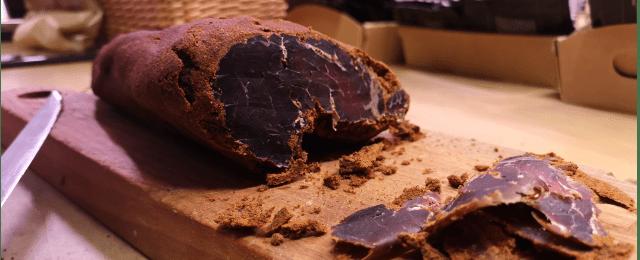 Roma: la pàstirma, antenata del pastrami