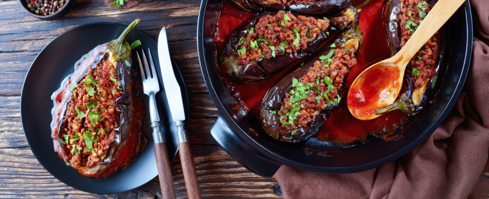 Melanzane: i 20 modi migliori per cucinarle