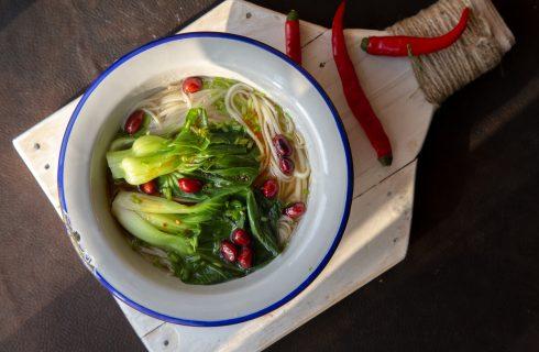 14 ortaggi, tuberi e funghi tradizionali cinesi che dovresti usare in cucina