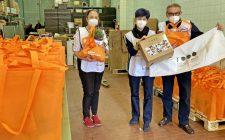 Banco Alimentare crea il delivery solidale