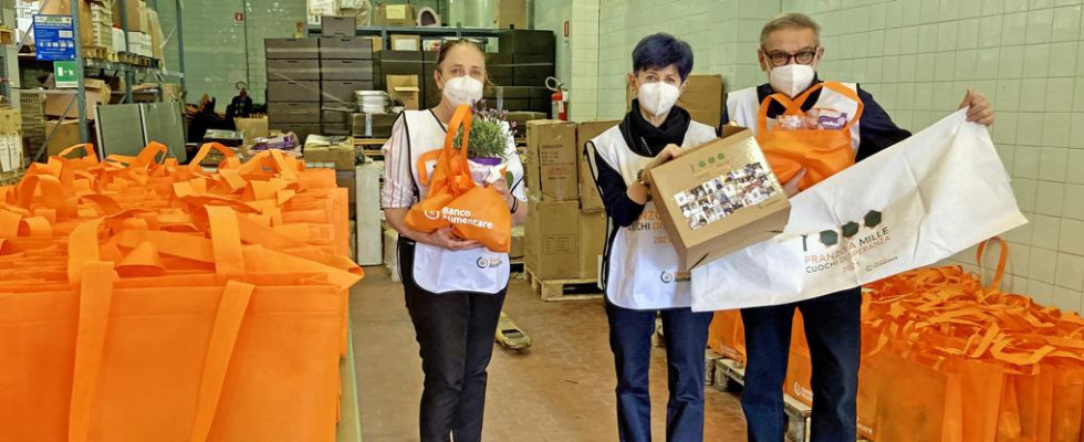 Torino: domenica 11 il Banco Alimentare organizza il delivery solidale