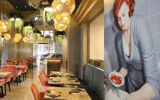 A Firenze apre Sophia Loren Original Italian Food con Francesco Martucci e Gennaro Esposito