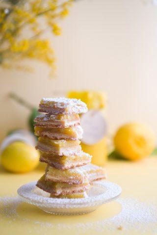 Torta magica al limone: profumatissima
