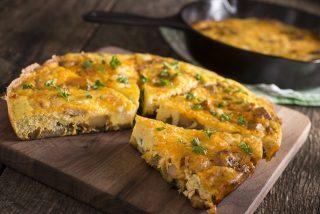 Torta salata 5 minuti con le zucchine