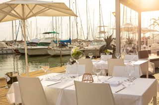Lux Restaurant, Ostia