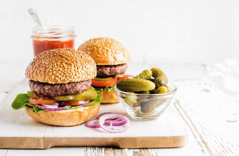 Hamburger di chianina: gustoso