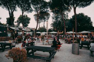 Parco Appio sarà il fulcro dell'estate gastronomica di Roma