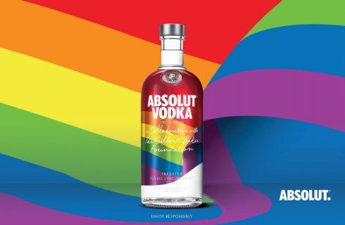 Absolut Vodka lancia un limited edition a supporto della comunità LGBTQ+