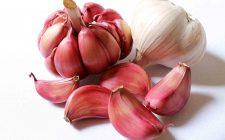 Conosci l'aglio rosso di Nubia?