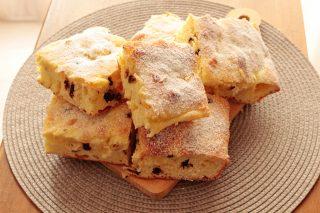 Focaccia dolce con poolish: una colazione perfetta