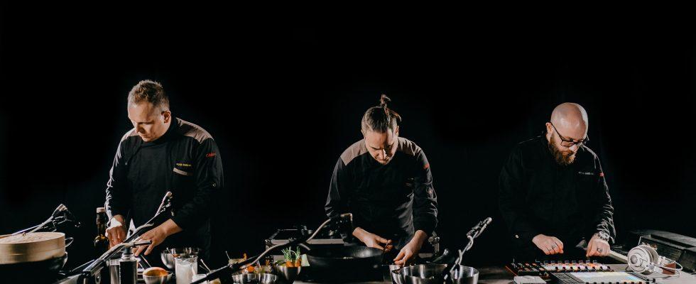 Food Ensemble: la cucina gourmet incontra la musica elettronica