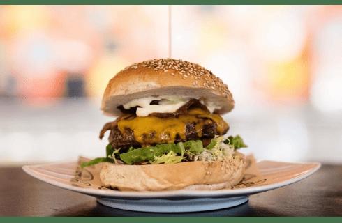 Giro di Roma in 11 hamburger imperdibili