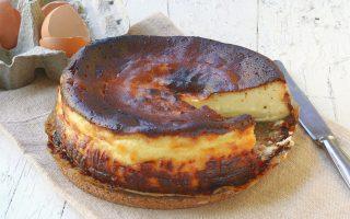 Tarta de queso: come la fanno in Spagna