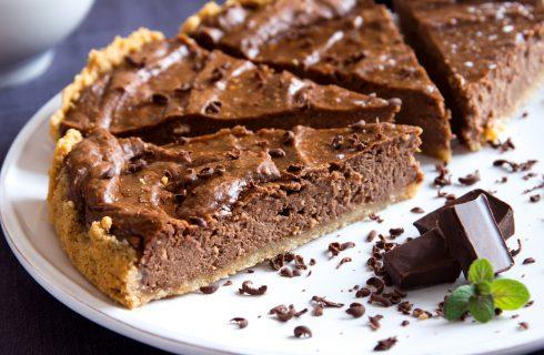 Crostata mascarpone e cioccolato: cremosissima