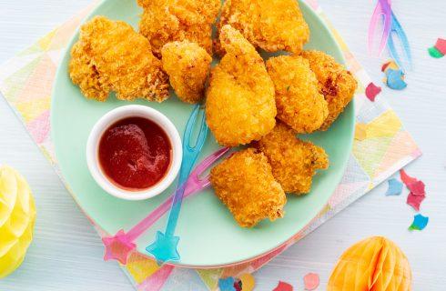 Tacchino fritto: polletti fatti in casa