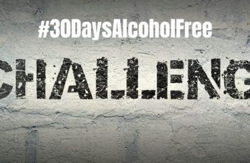 #30DaysAlcoholFree
