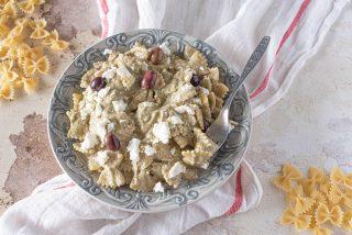 Pasta feta e melanzane, un tocco greco al vostro piatto
