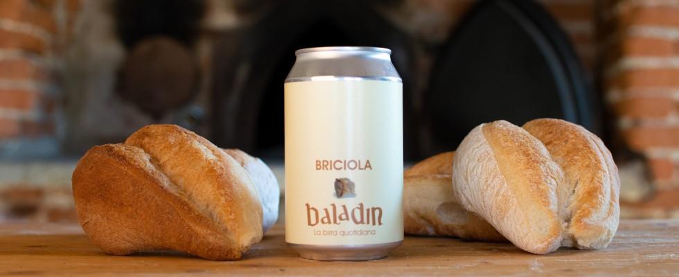 Il pane invenduto diventa birra: Briciola Baladin