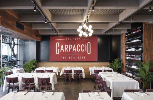 Carpaccio, Roma