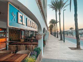 A Formentera c'è un tapas bar italiano da non perdere: El Marino