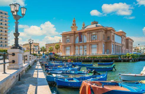 Mare, profumo di mare: dove mangiare all'aperto a Bari