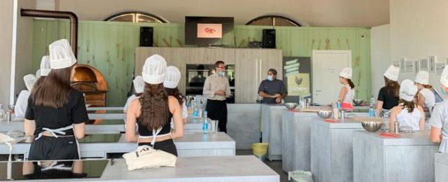 Junior Chef Campus 2021 inizia ora
