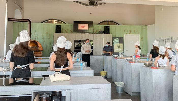 Junior chef campus, la geografia che bolle in pentola