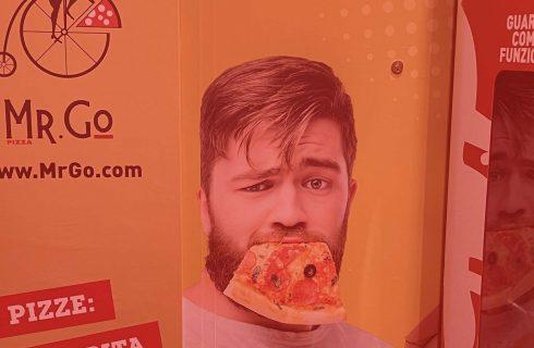 Pizza dal distributore: ci piace? Il podcast