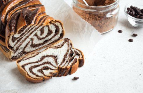 Panbrioche panna e cioccolato: la colazione è pronta