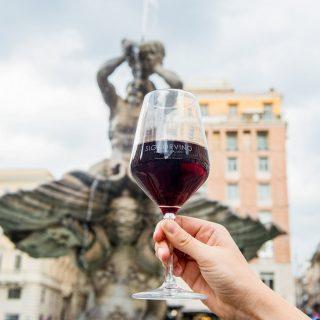 Signorvino fa tris a Roma e apre a piazza Barberini