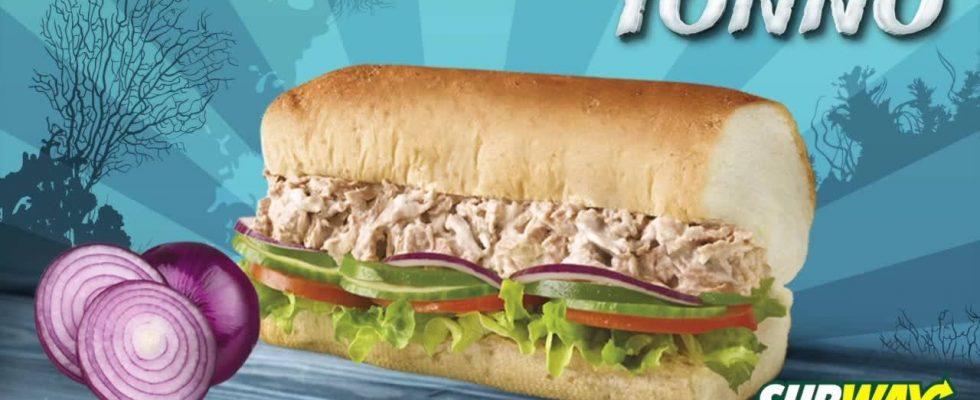 Subway e la leggenda del tonno perduto