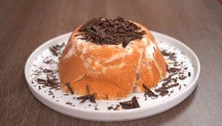 Zuccotto gelato: pronto in poche mosse