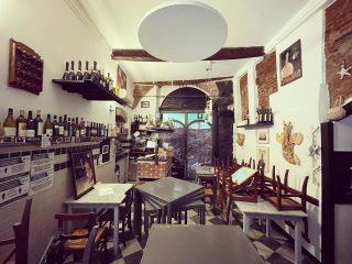 Trattoria dell'Acciughetta, Genova