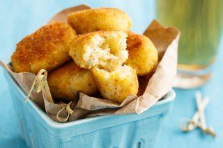 Crocchette di patate e tonno: è l'ora della frittura