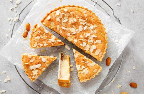 Crostata marmellata e frangipane: come in pasticceria