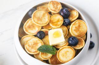 Mini pancake: colazione diversa dal solito