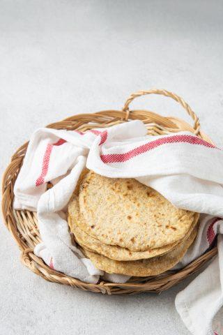 Tortilla di mais: cucina sudamericana