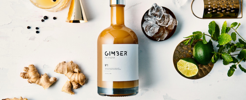 Gimber, l'analcolico allo zenzero per i vostri cocktail alcohol free