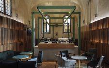 Firenze, la scuola di caffè nell'ex convento