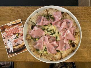 Pizza Maggiore a Bologna: da Berberè l'idea per valorizzare il territorio con una pizza
