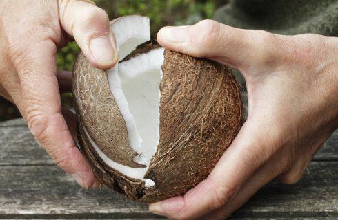 How to: come aprire e pulire una noce di cocco