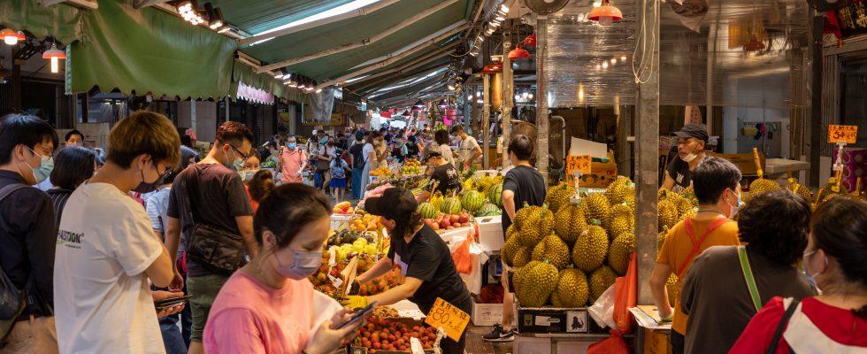Cina: cibo in scadenza per combattere gli sprechi