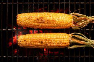 3 modi per grigliare le pannocchie